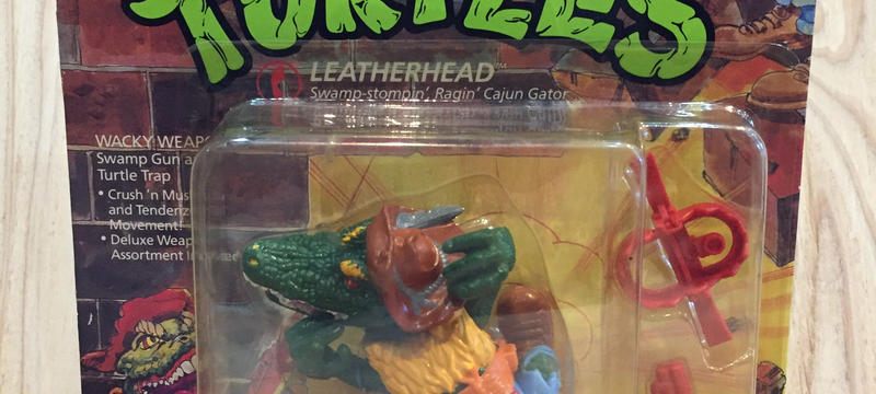 TURTLES(LEATHERHEAD)