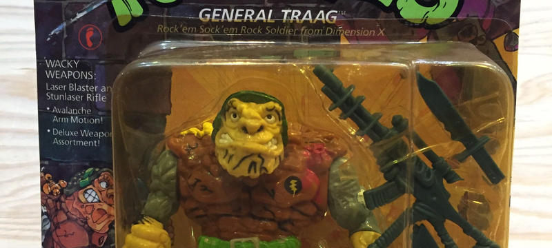TURTLES  (GENERAL TRAAG)
