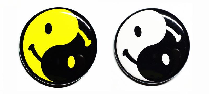 全笑(badge&stickers)