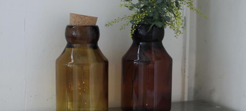フラワーベース(瓶)