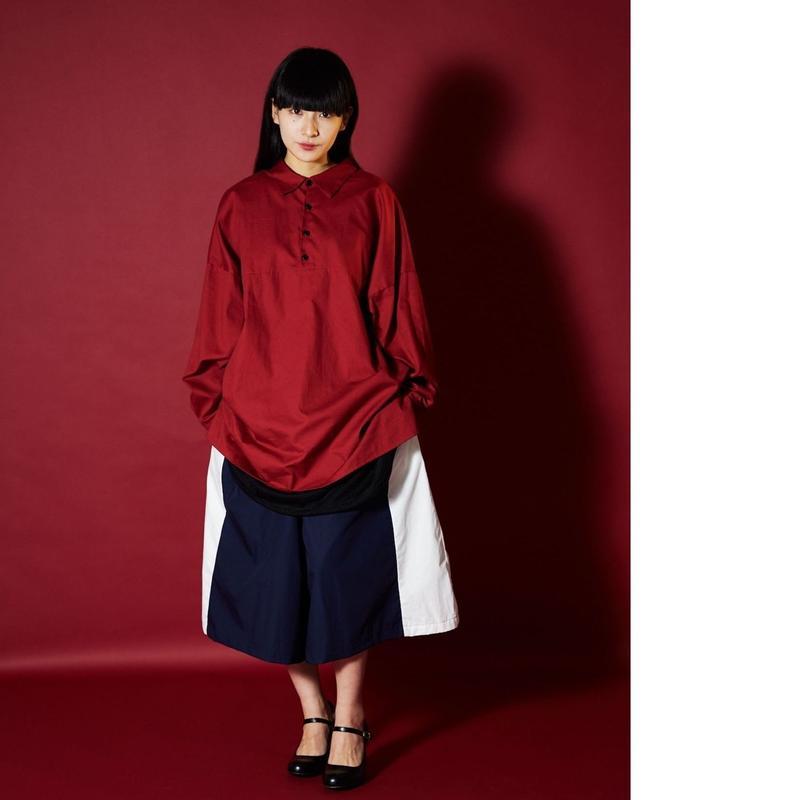 蘭 Pullover shirt/3color