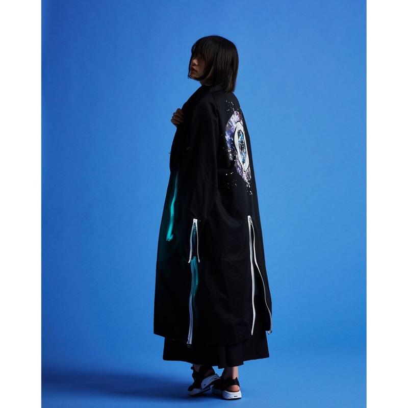 「  night karma 」phantom creator coat