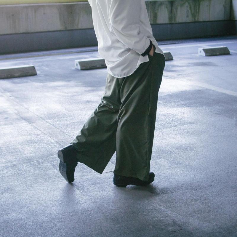 麗 Wide pants/3color