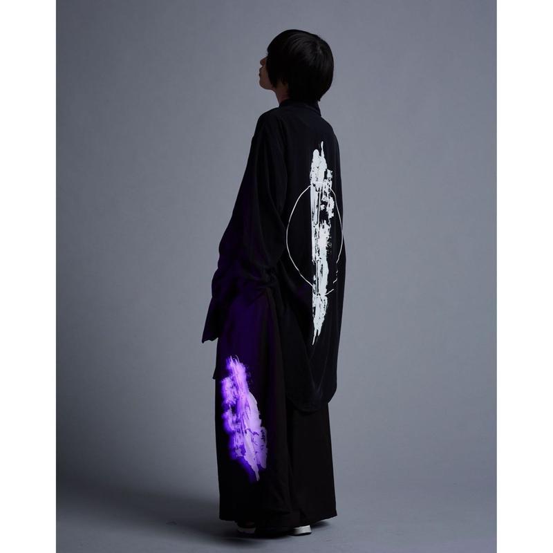「 lost rain 」MURAKUMO HAKAMA pants