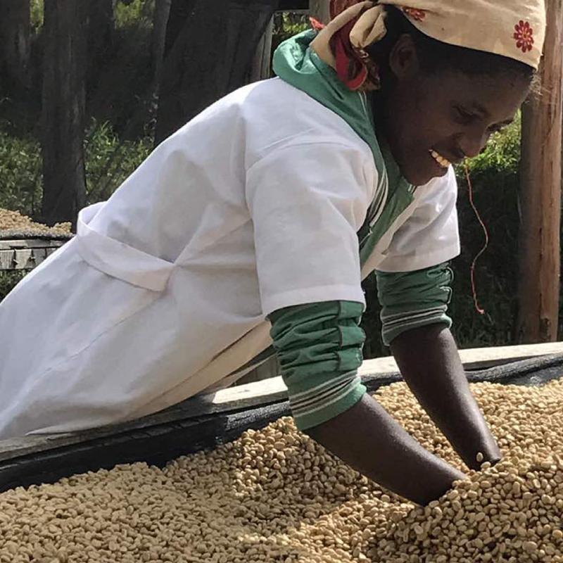 ルワンダ ニャマチェケW 200g [レインフォレストアライアンス認証コーヒー]