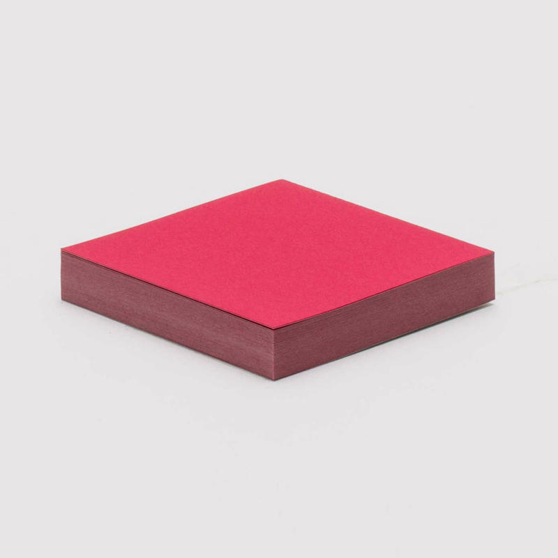 MESSAGE CARD RED / WHITE【メッセージカード レッド/ ホワイト】