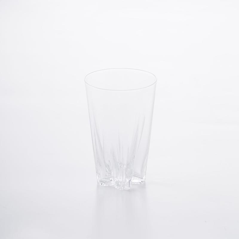 SAKURASAKU GLASS TUMBLER【さくらさくグラス タンブラー/クリア 】