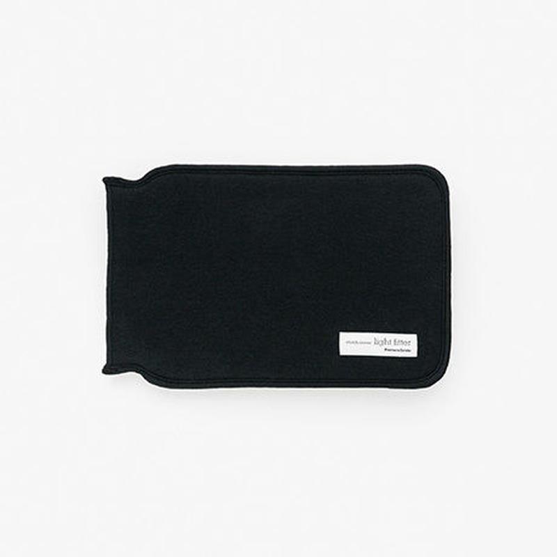 LIGHT FITTER iPad mini【ライトフィッター iPad mini  / ブラック】