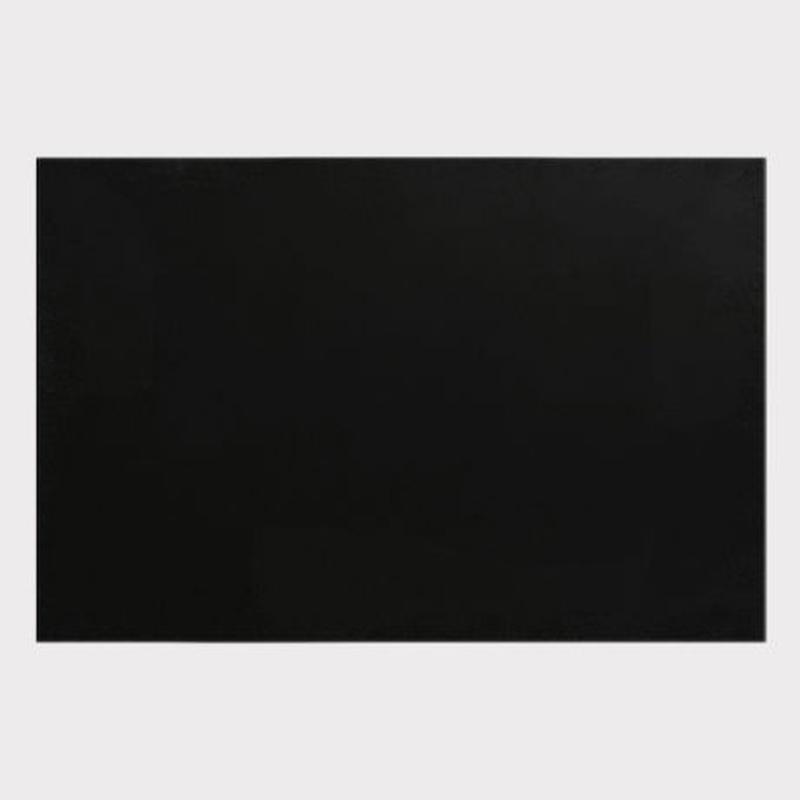 LEATHER DESK MAT L【レザーデスクマット L / ブラック 】