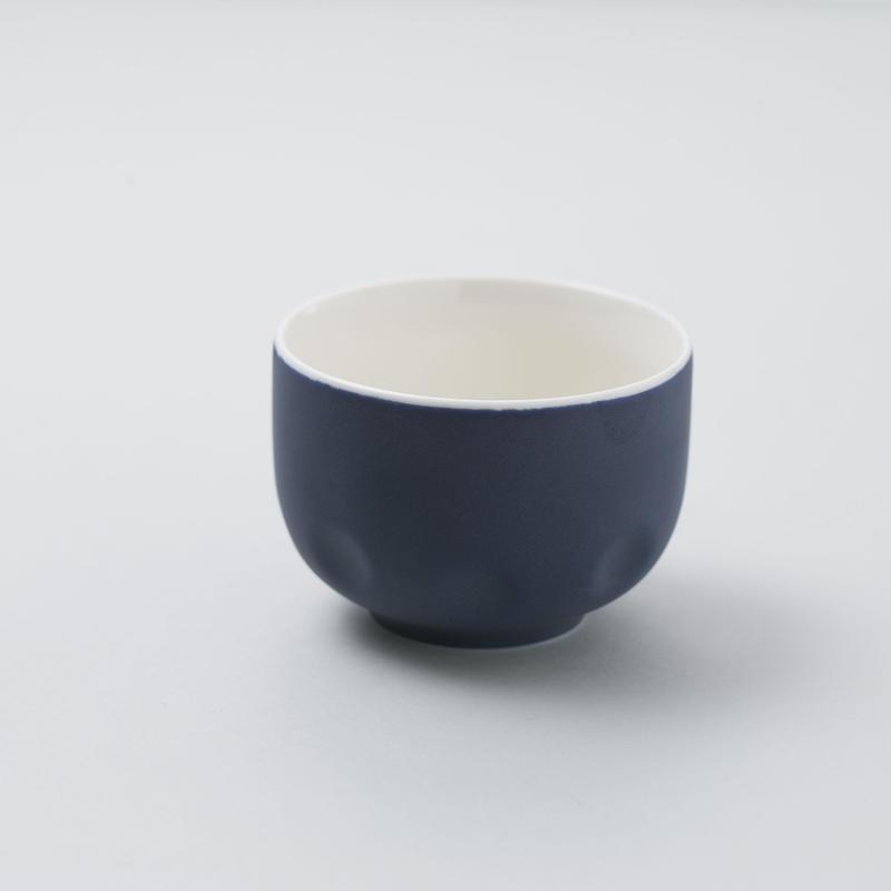 MOISCUP YUNOMI【モイスカッブ 湯のみ / ブルー】