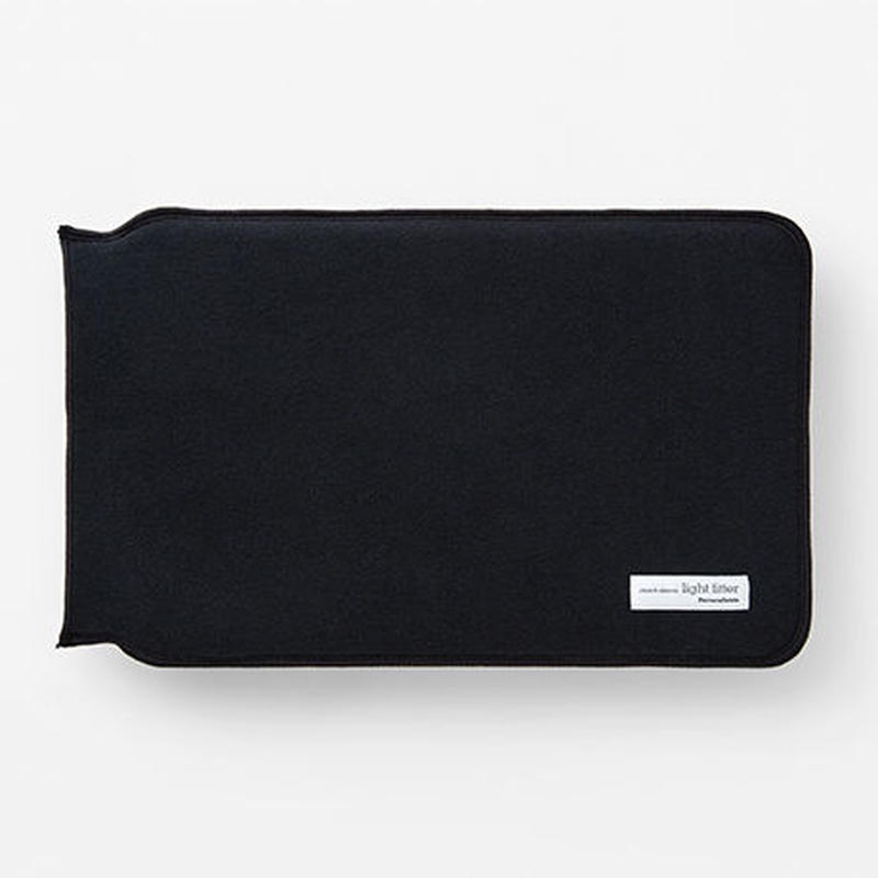 LIGHT FITTER MacBook 11inch【ライトフィッター MacBook 11インチ/ ブラック】