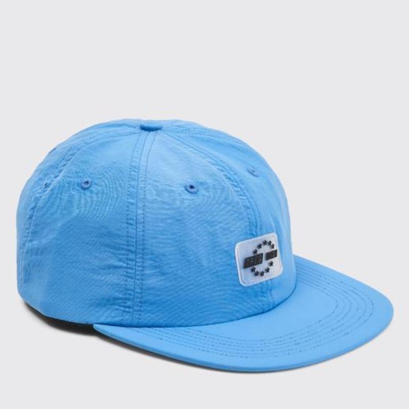 TRÈS BIEN / 6 PANEL EUROSPORT HAT - BLUE