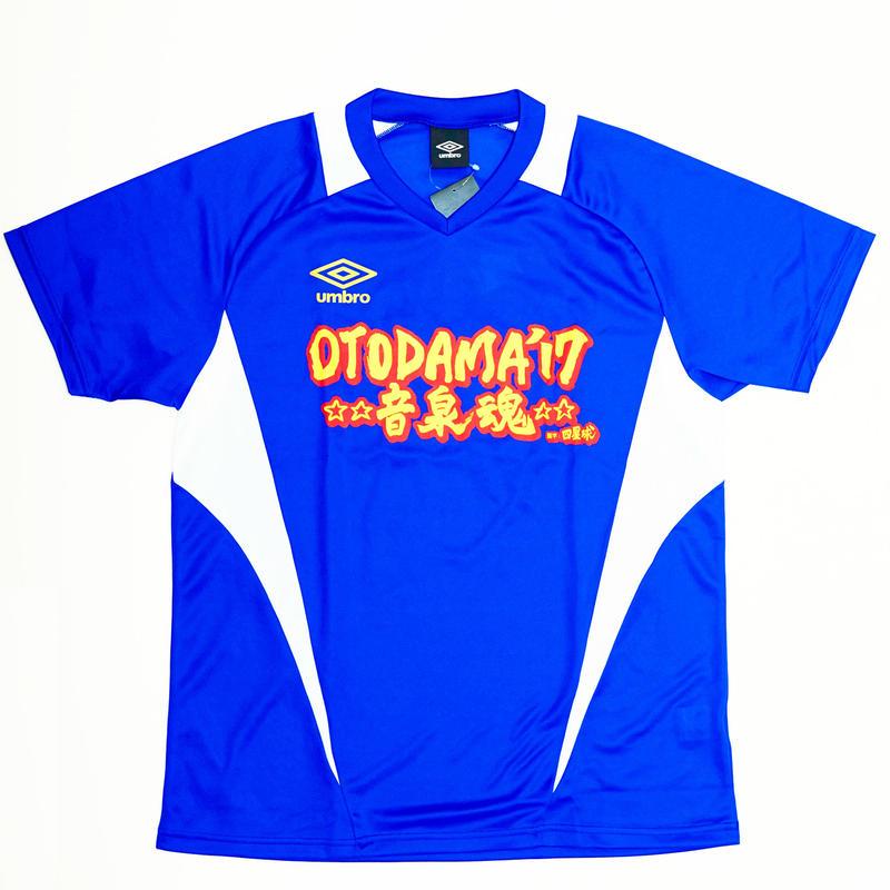 OTODAMA × UMBRO Tシャツ
