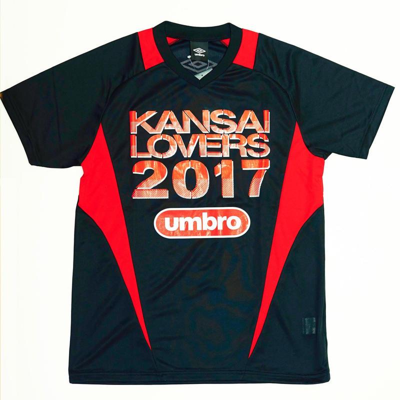 KANSAI LOVERS × UMBRO Tシャツ