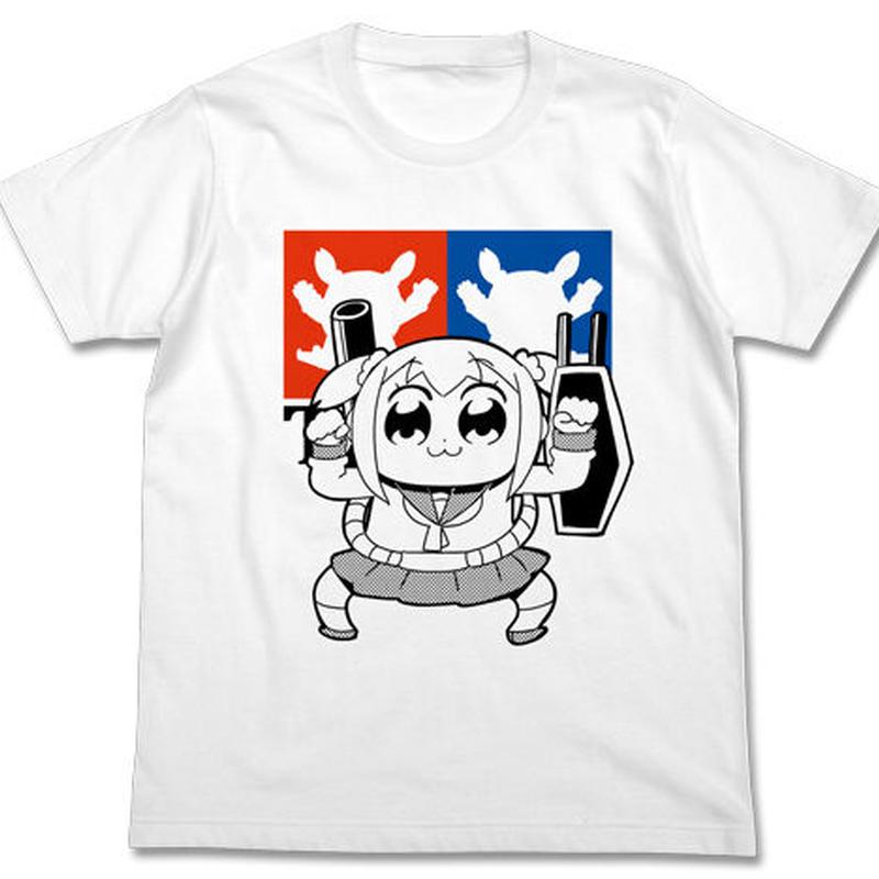 ぱぁふぇくとポプ子Tシャツ [ポプテピピック]
