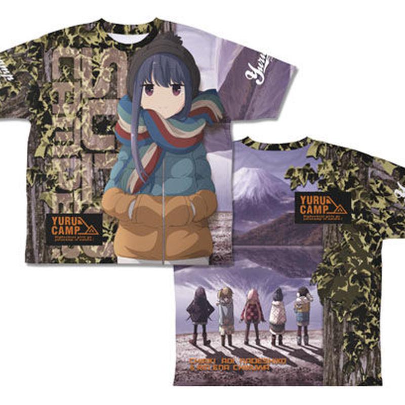 志摩リン 両面フルグラフィックTシャツ【二次元COSPA】