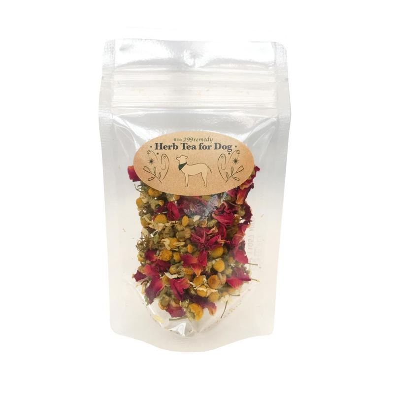 Herb Tea for Dog(ブレスケアブレンド) 10g