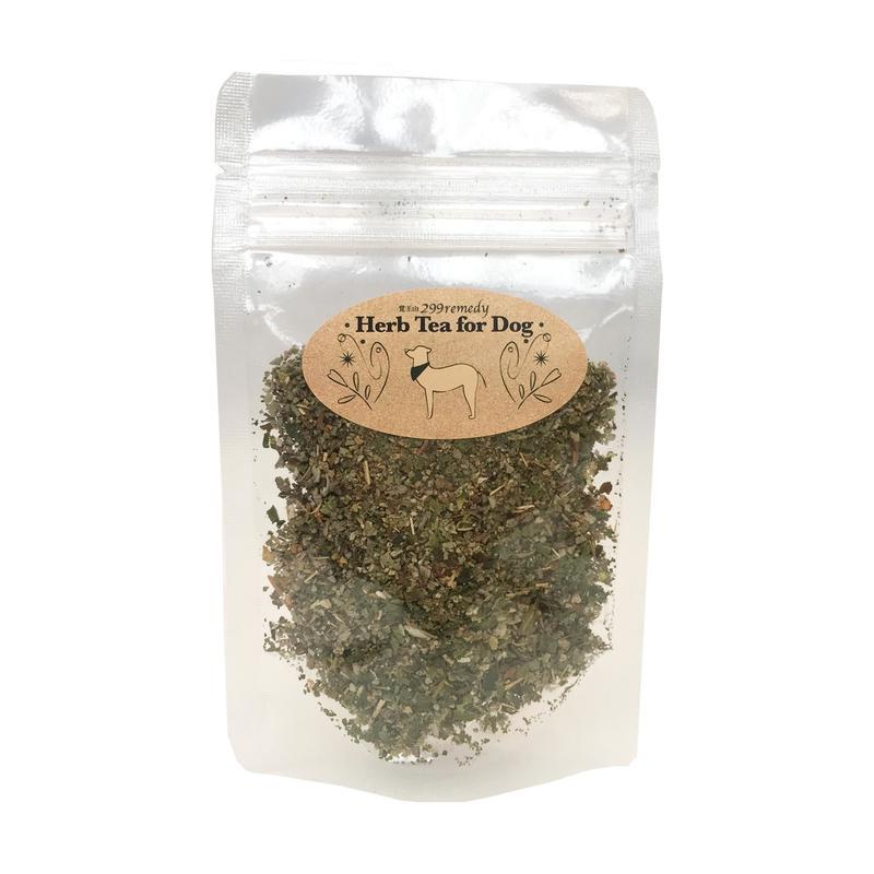 Herb Tea for Dog(ヘルシーブレンド) 10g