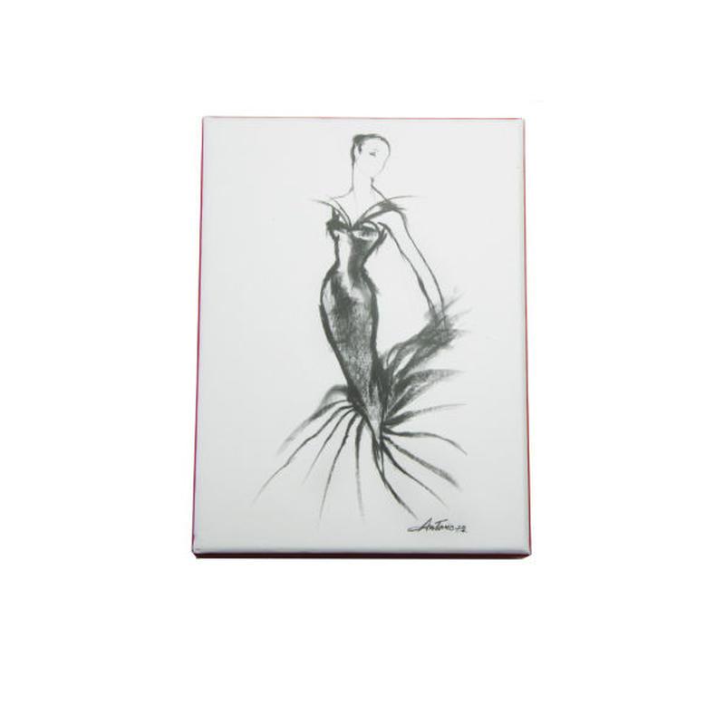 ファッションイラストレーションズ カードセット
