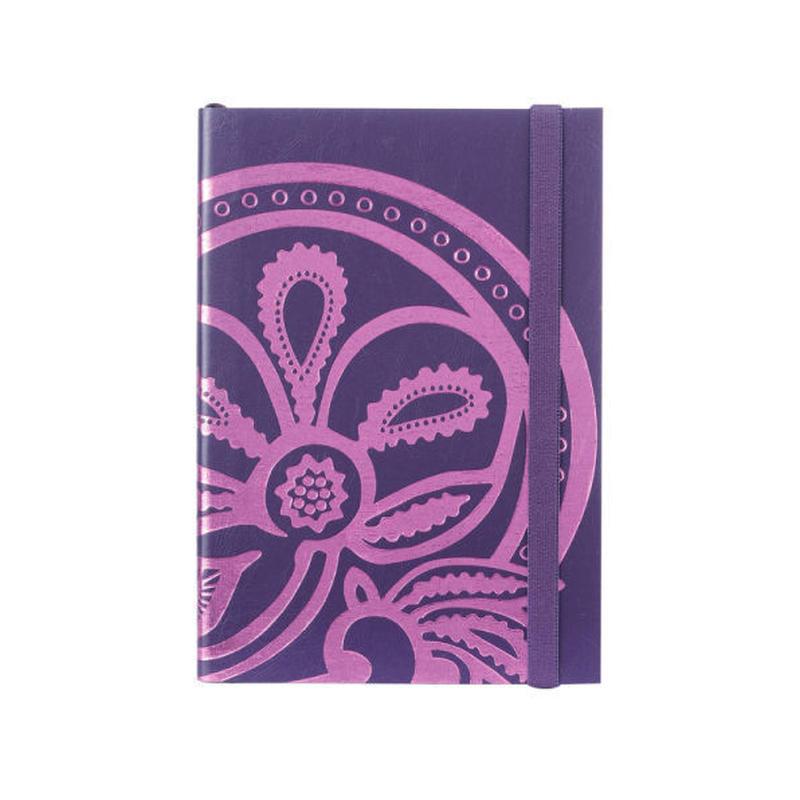 ◆メール便発送商品◆LIBERTY タンジョール ロータス A6ノートブック