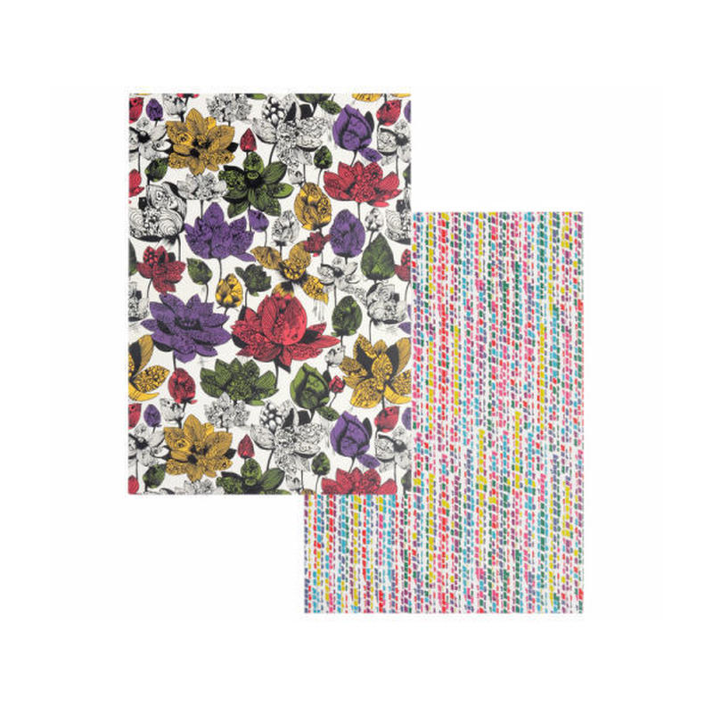 ◆メール便発送商品◆LIBERTY アサカ&ミラ A5ノートブックセット