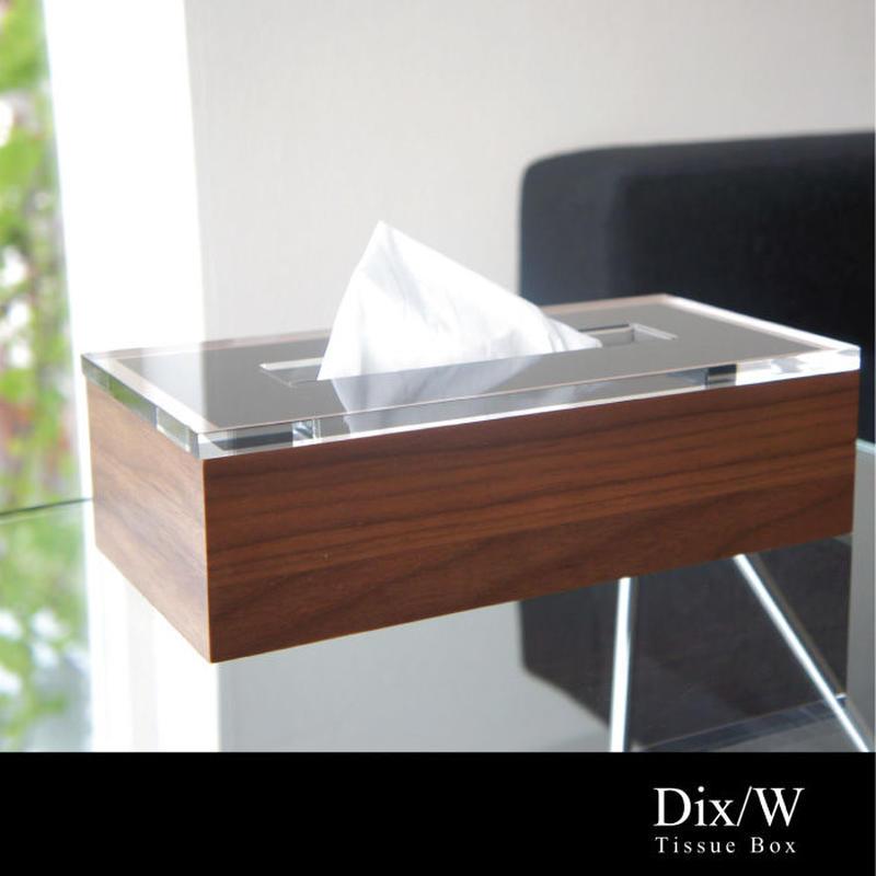 Dix W ティッシュボックス