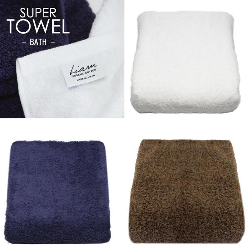 "Super Towel バスタオル ""BETH"""