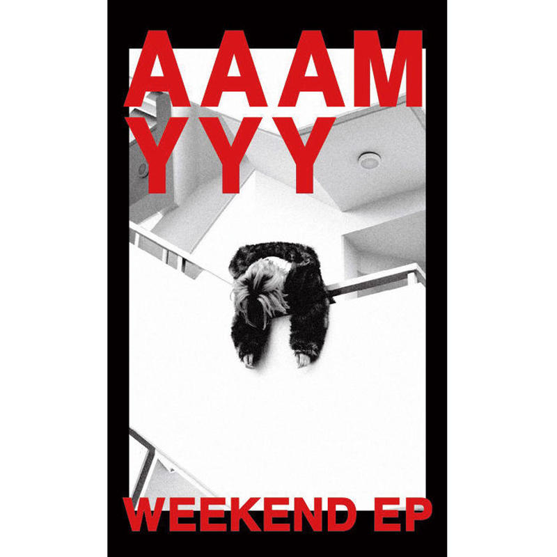 AAAMYYY『WEEKEND EP』