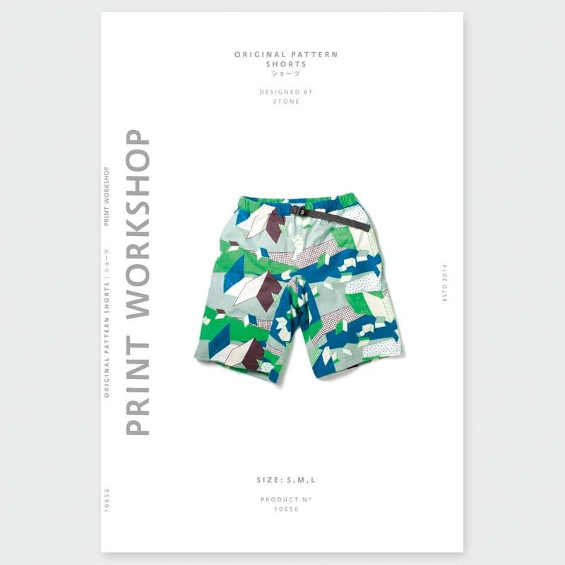 PW – PATTERN / SHORTS