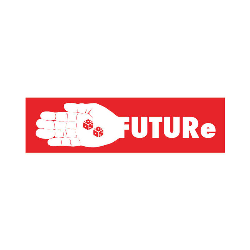 [FUTURe] BOX LOGO Sticker