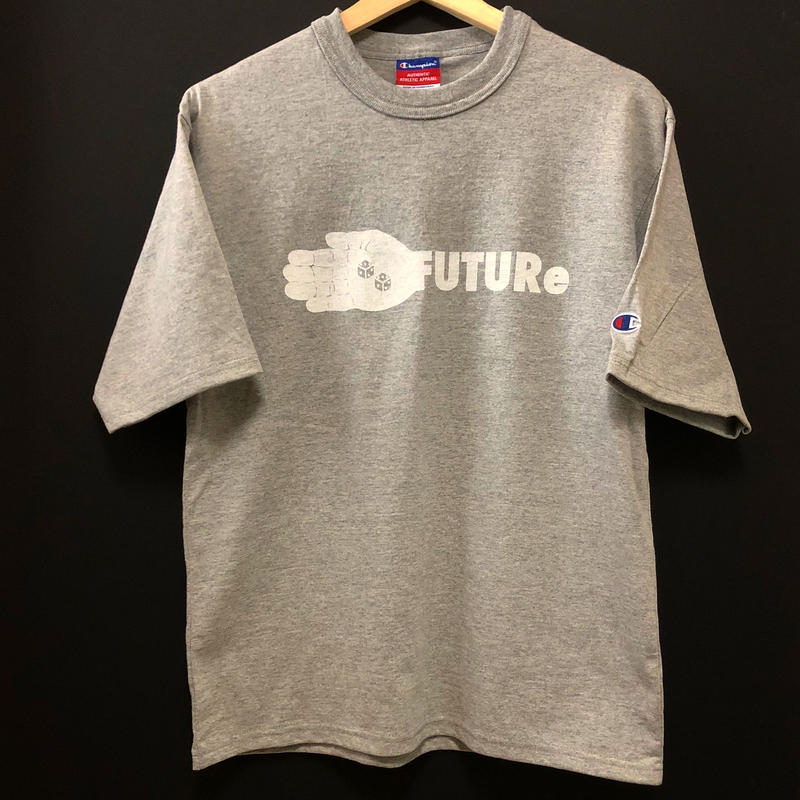 [FUTURe] T-shirt size : S,M,L / ox grey