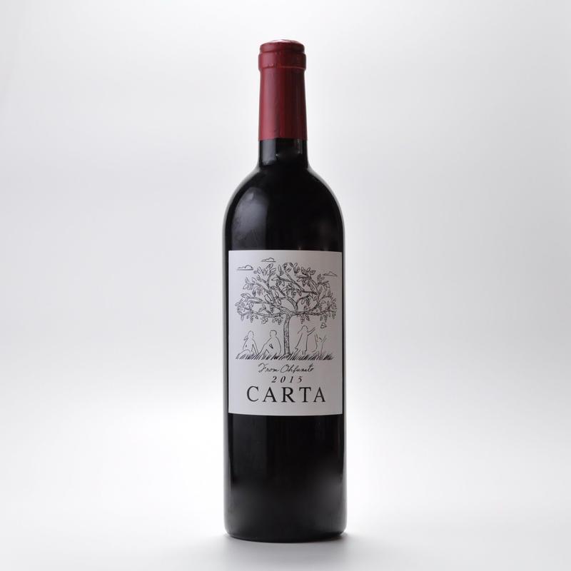 CARTA 2015(赤ワイン)