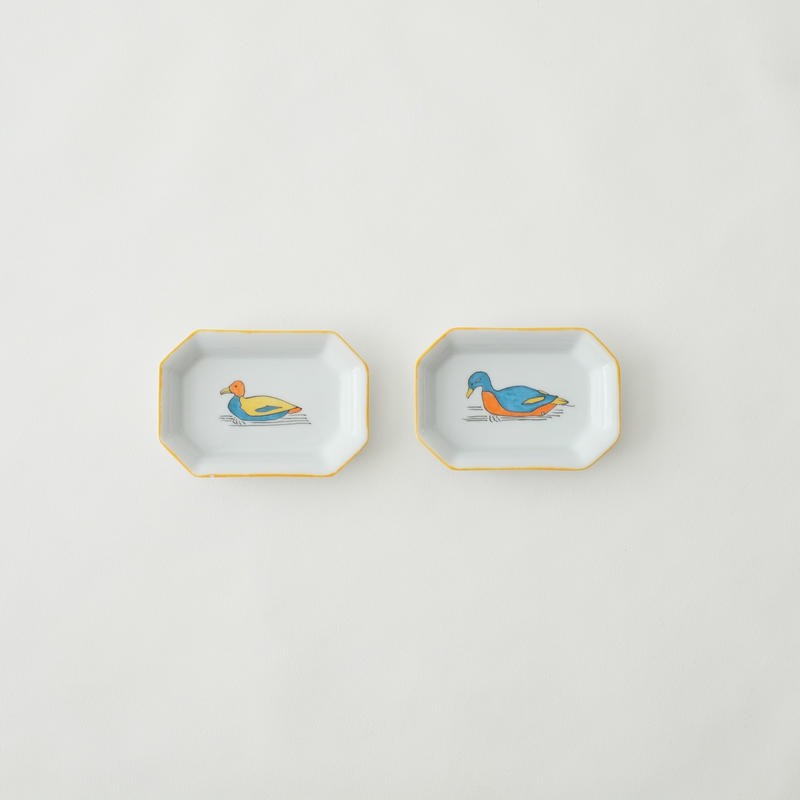 mini dish_waterfowl/ LA TRESSE
