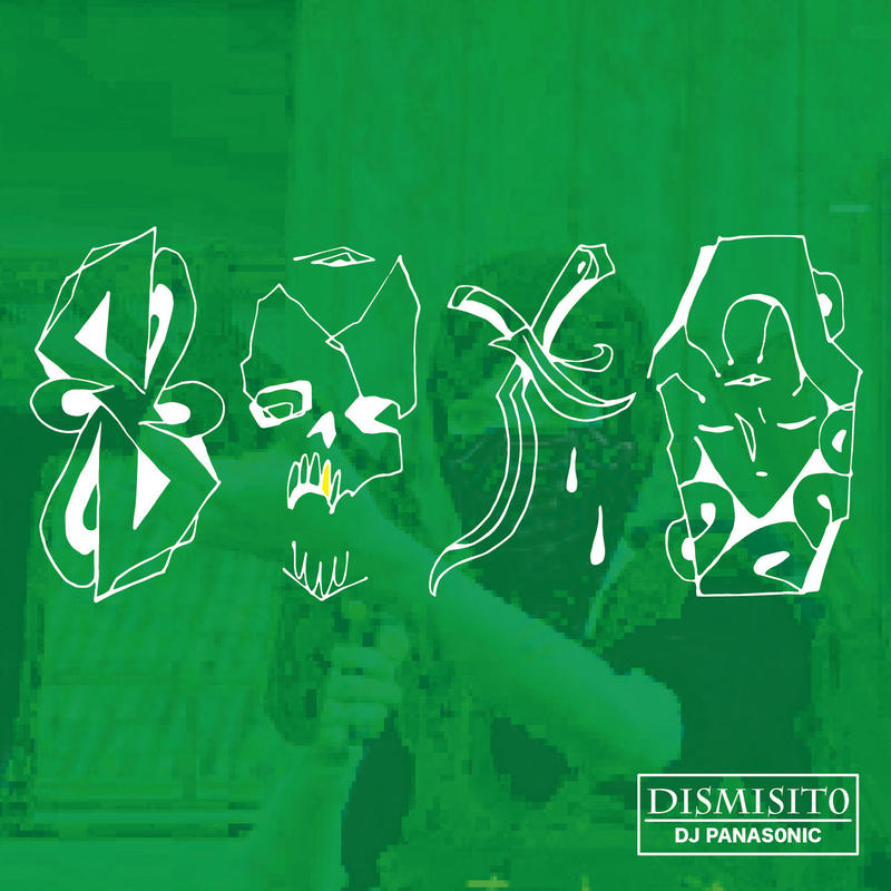 DJ PANASONIC [DISMISITO]CD  /特典付き