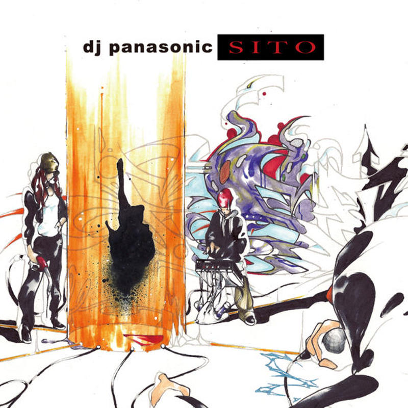 DJ PANASONIC [SITO] CD