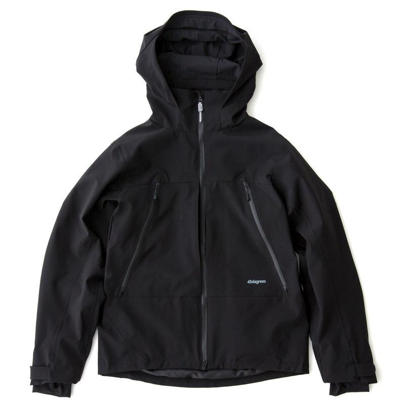 Peak Jacket  - Black