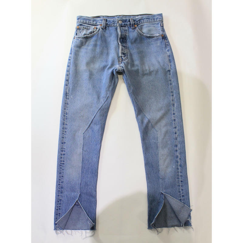 "old park / Slit Jeans  ""Type B"""