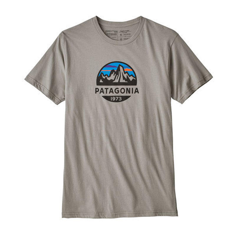 patagonia (パタゴニア)Men's Fitz Roy Scope Organic Cotton T-Shirt   9376-25070