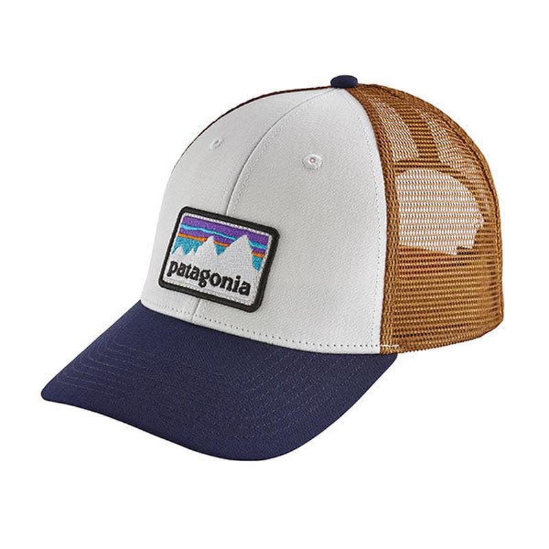 patagonia(パタゴニア)Shop Sticker Patch LoPro Trucker Hat(ショップ・ステッカー・パッチ・ロープロ・トラッカー・ハット ) 9376-25106sale