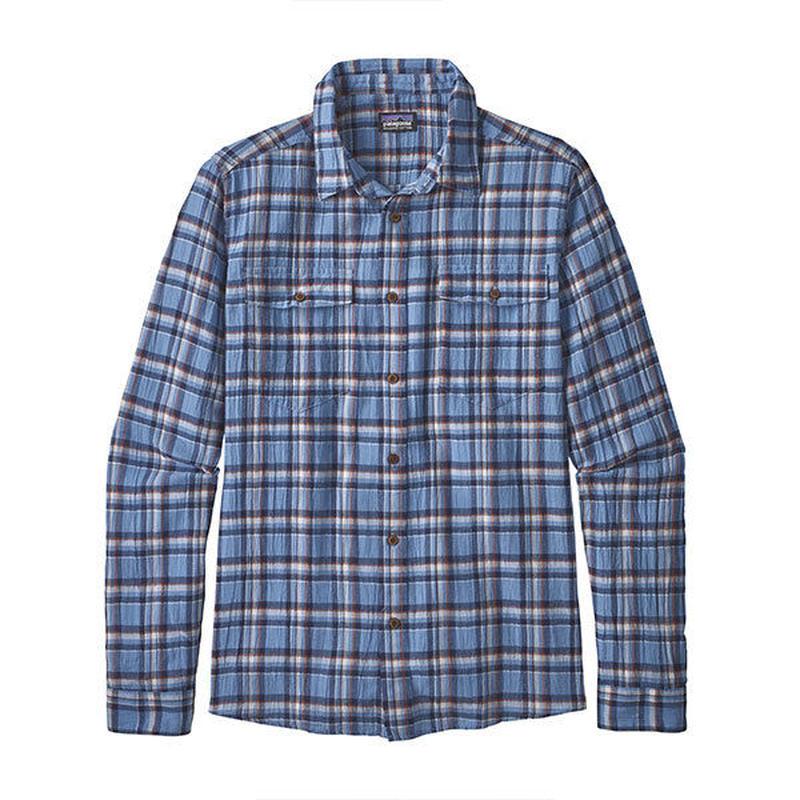 patagonia (パタゴニア)Men's Long-Sleeved Steersman Shirt(メンズ・ロングスリーブ・ステアーズマン・シャツ ) 9376-25015