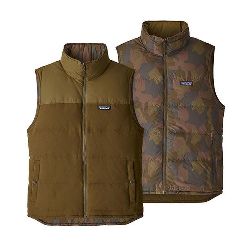 patagonia (パタゴニア)Men's Reversible Bivy Down Vest(メンズ・リバーシブル・ビビー・ダウン・ベスト )9376-25097sale