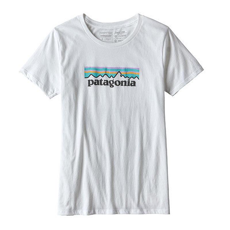 patagonia(パタゴニア)Women's Pastel P-6 Logo Cotton Crew(ウィメンズ・パステルP-6 ロゴ・オーガニッククルーTシャツ)9376-25089 sale