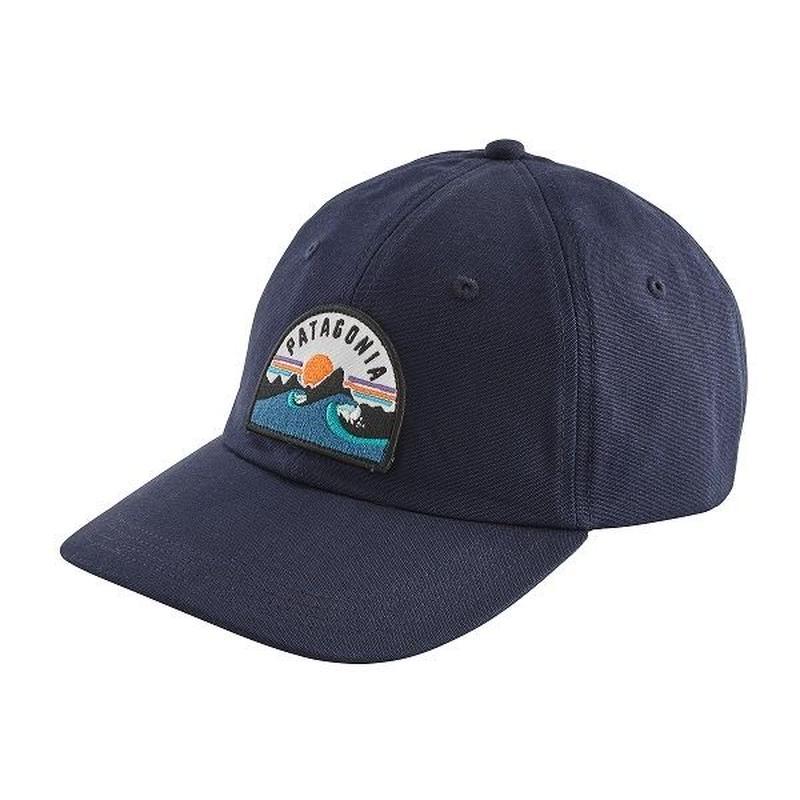 patagonia (パタゴニア) Boardie Badge Trad Cap(ボーディ・バッジ・トラッド・キャップ )9376-25118