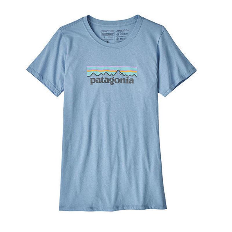 patagonia(パタゴニア)Women's Pastel P-6 Logo Cotton Crew(ウィメンズ・パステル・P-6 ロゴ・オーガニック・クルー・Tシャツ)39079