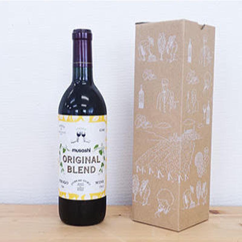 【日本ワイン】ムサシオリジナルワイン1701-22007