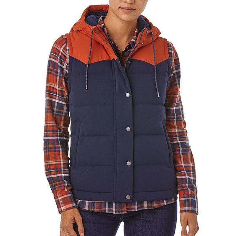 patagonia (パタゴニア)Women's Bivy Down Hooded Vest(ウィメンズ・ビビー・フーデッド・ベスト )9376-25054sale