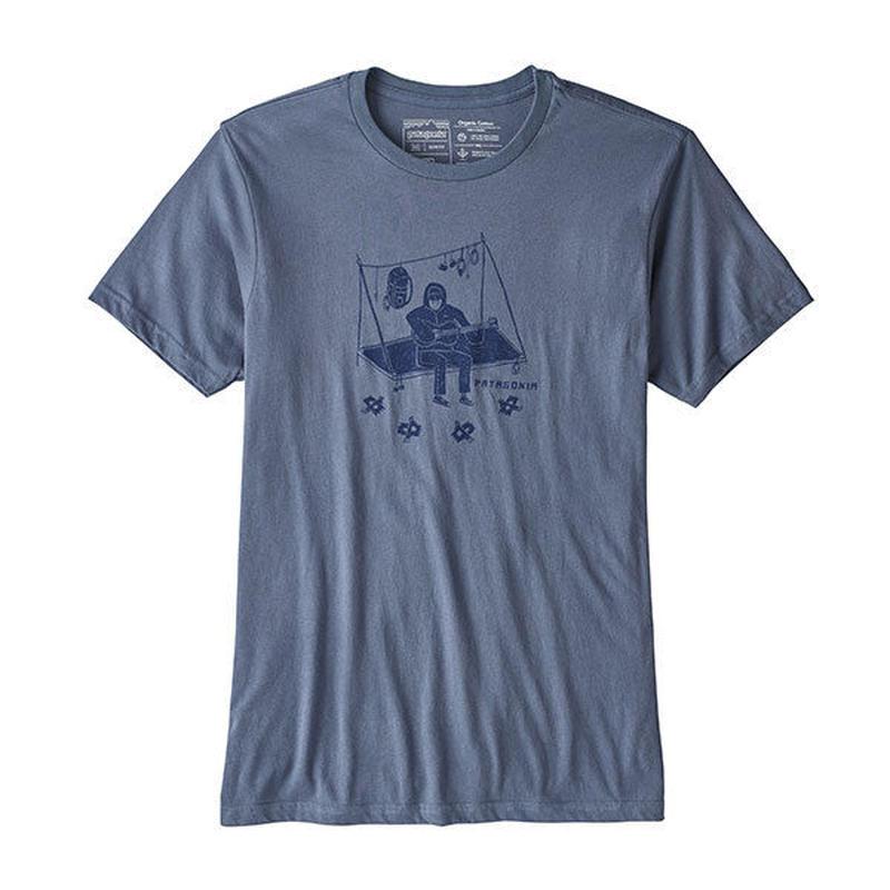 patagonia (パタゴニア)Men's Portaledge Concert Organic T-Shirt (メンズ・ポータレッジ・コンサート・オーガニック・Tシャツ )39152