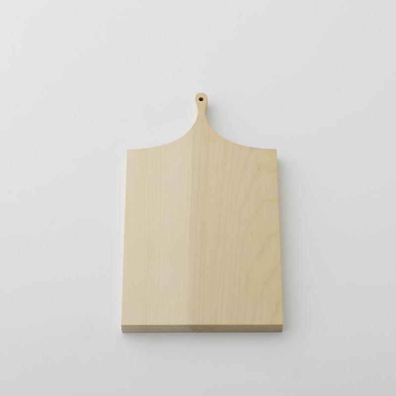 【お取り寄せ】woodpecker(福井賢治さん) いちょうの木のまな板 大1