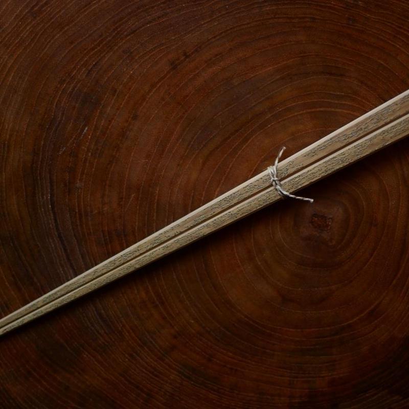 ごま竹の箸(2) Babaghuri