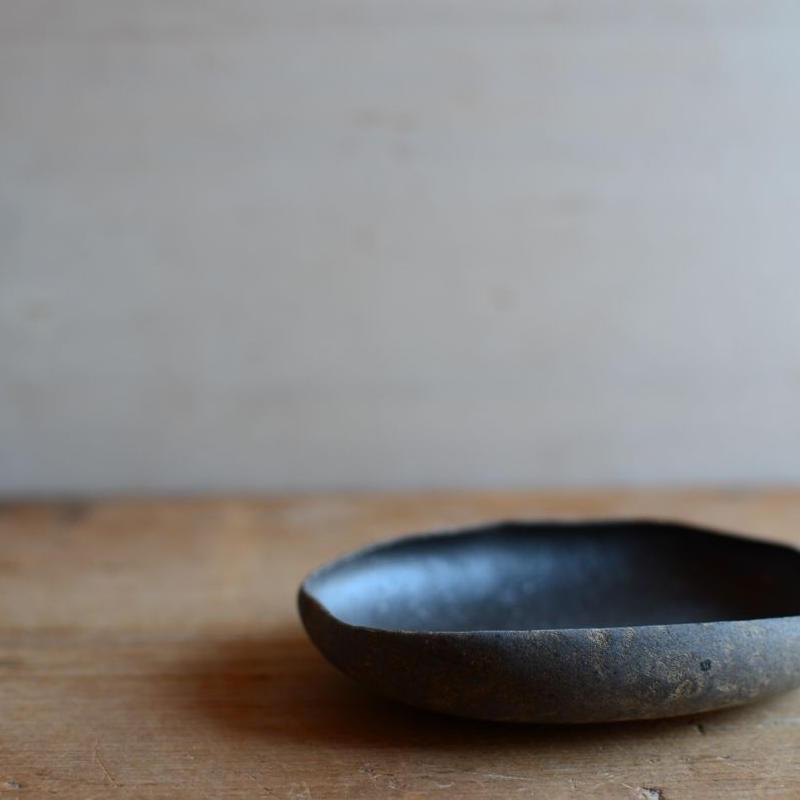 渡辺隆之さん  楕円小皿2